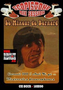 LE MIXEUR DE BERNARD